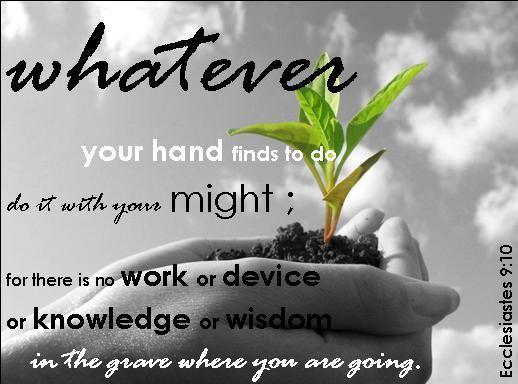 Hands…Do It!